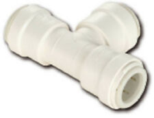 """(20) Watts P-640 1/2"""" Quick Connect Tee Fitting for Pex ,Copper & CPVC Pipe"""