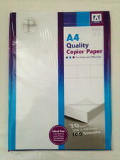 90 SHEETS PAPER PRINTING COPYING A4 70GSM WHITE-FOR INKJET/LASER/FAX/PHOTOCOPIE