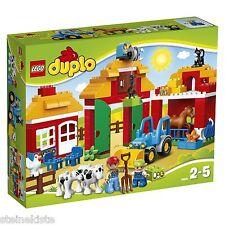 LEGO ® Duplo-Grande fattoria 10525 Big Farm Set NUOVO & OVP