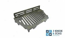 "18"" AL Fire Grate with Coal Saver 4 Legs Free Standing Cast Iron Heavy Duty"