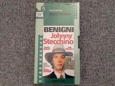 Johnny Stecchino VHS originale edizione GRANDI FILM