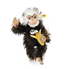 STEIFF EAN 035128 Najumo monkey Brand New in Free Steiff Gift Box