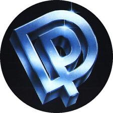 Parche imprimido, Iron on patch, /Textil sticker, Pegatina/ - Deep Purple, A