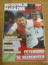 16/03/2014 Feyenoord v Heerenveen  . Thanks for viewing our item, if this item h