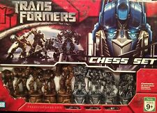 Transformers Chess Set 2007 Parker Brothers