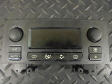 2004 PEUGEOT 307 1.6 HDI ESTATE DIGITAL CLIMATE CONTROL UNIT 9646627977