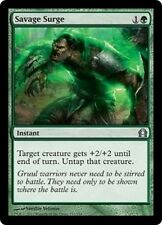 MTG Magic RTR - (4x) Savage Surge/Déferlement sauvage, English/VO