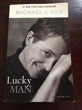 Lucky Man : A Memoir by Michael J. Fox (2003, Paperback) Good Book