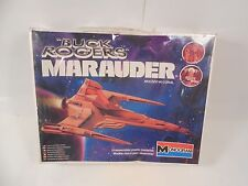 SEALED VINTAGE BUCK ROGERS MARAUDER SPACE SHIP MODEL KIT MONOGRAM 1979