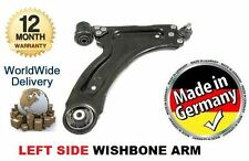 FOR VAUXHALL OPEL CORSA C 2000-2006 LEFT LOWER SUSPENSION WISHBONE ARM + JOINT