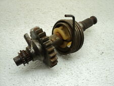 Kawasaki KL250 KL 250 #5320 Kick Start Shaft / Starter Shaft