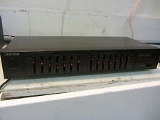 Technics SH 8017 graphic equalizer - tested - works great!