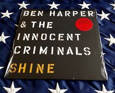 "BEN HARPER & THE INNOCENT CRIMINALS SHINE B/W WHY sealed 7"" CALL IT WHAT IT IS"
