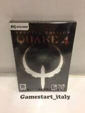 QUAKE 4 SPECIAL EDITION (PC) NEW SEALED PAL VERSION GAME IN ENGLISH