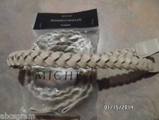 "Miche Braided/Rope Cream Handles 23"" for all of your magnetic base bags/NIP"