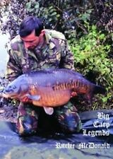 Big Carp Legends - Ritchie McDonald  - XMAS SALE WAS £30 NOW £9.99