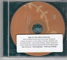 (DY577) Allison Moorer, Fairweather - 2006 DJ CD