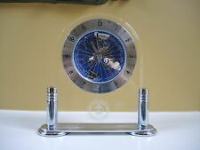 Central Intelligence Agency (CIA) Collectible World Clock w/CIA Seal