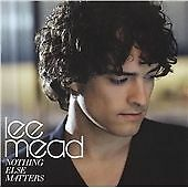 Nothing Else Matters, Lee Mead, Good CD