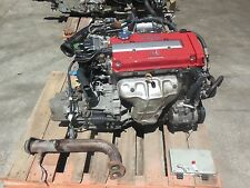 Jdm Civic Type R B16B Engine CTR Type R Engine 5 speed LSD Transmission S4C B16B