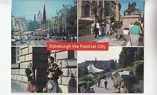 BF24978 festival c bus car edinburgh united kingdom scotland    front/back image