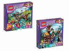 LEGO® Friends Doppelpack/ Double pack 41121+ 41122 NEU OVP NEW MISB NRFB