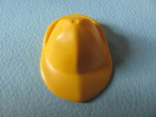 PLAYMOBIL @@ CHAPEAU JAUNE @@ CASQUE HAT @@ WESTERN @@ PIRATE @@ PERSONNAGE A6
