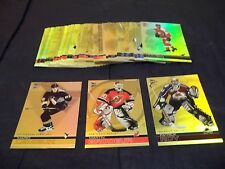 2001-02 Pacific McDonald's NHL Hockey Card Complete Set #1-42