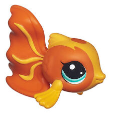 Littlest Pet Shop Get The Pets - #3574 Orange Fish (A6259) by Hasbro