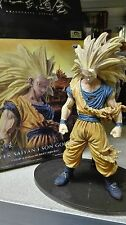DRAGON BALL Z SCULTURES BANPRESTO GOKU GOKOU SS3 FIGURA FIGURE