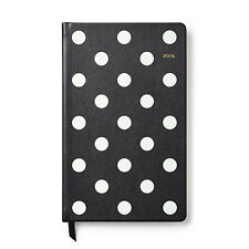 New With Tags- Kate Spade - 2016 Agenda Planner - Deco Dot - LAST FIVE - 72% OFF