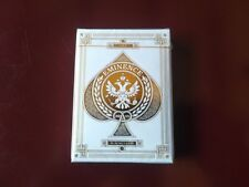 Eminence Gold Rare Limited Edition Custom Playing Cards Collectors Deck $
