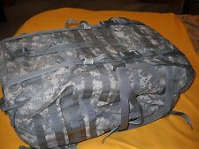 BACK PACK HIKING OUTDOORS MOLLE II ARMY PACK AND FRAME, EXECELLENT CONDITION