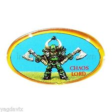 AHC04 PION CHAOS LORD COUNTER ADVANCED HEROQUEST WARHAMMER BITZ