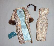Vintage Gold *Evening Splendor Outfit #961* for Barbie