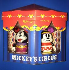 Disney Vinylmation Mickeys Circus Minnie And Goofy Set LE 750