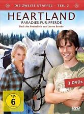 Heartland - Paradies für Pferde - Staffel 2.2 (2012) Teil 2 - DVD - NEU&OVP