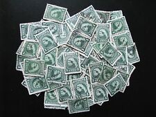 "Wholesale Bundle Lot of 1898 Newfoundland ""Queen Victoria"" 1¢ 100Used Stamp Rare"