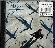 MUSE - Absolution  CD/ Limited Edition incl. Bonus DVD