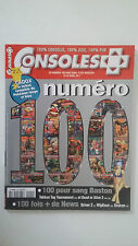 CONSOLES PLUS N°100 - Mai 2000 - FINAL FANTASY 9 TEKKEN DEAD OR ALIVE DREAMCAST