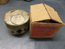 NEW SURPLUS LYCOMING GO 435 AIRCRAFT ENGINE PISTON 73628 P20 590802