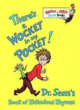 There's a Wocket in My Pocket! (Dr. Seuss's Book of Ridiculous Rhymes)-ExLibrary