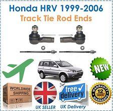 Fits Honda HRV HR-V 1.6 1999 2006 2 Inner & 2 Outer Track Rack Tie Rod Ends NEW!