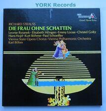 GOS 554-7 - STRAUSS - Fie Frau Ohne Schatten RYSANEK - Ex 4 LP Record Box Set