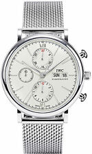 IWC Portofino Chronograph Automatic Gents Watch IW391009 - RRP £5300 - BRAND NEW