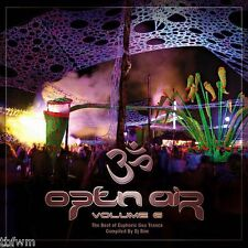 Open Air Vol. 6 - 2CD - NEU OVP - GOA TRANCE YELLOW SUNSHINE EXPLOSION