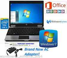 HP Core i5 4GB Windows 7 PRO Office 2013 WiFi HD Picture 4 USB USPS Priority