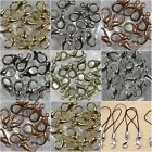 100 Pcs 12*7mm Lobster Claw Clasps Findings For Necklace Bracelet DIY