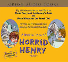 A Double Dose of Horrid Henry:  Horrid Henry and the Mummy's Curse  AND  Horrid