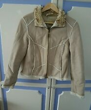 Lovely River Island Winter Coat, size UK10 - VGC
